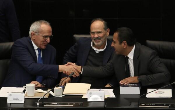 Senadores discuten ajustes al T-MEC