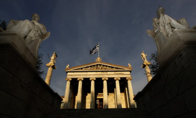 Pese al avance en la economía, Grecia registrará deflación de 3% en 2013 y 2% en 2014. de acuerdo con el Banco Central.(Foto: Getty Images)