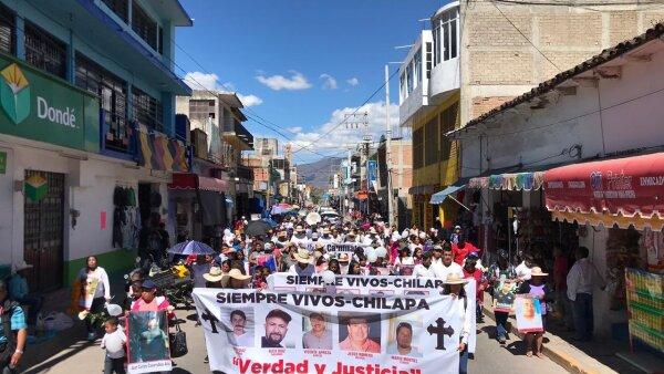 Marcha Chilapa