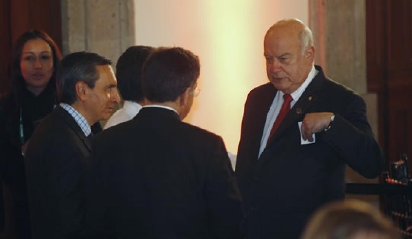 toma de posesión de Peña Nieto