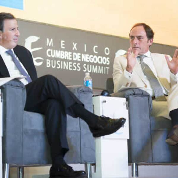 En el plano internacional, Paulo Portas, viceprimer ministro de Portugal, dijo que México es un país atractivo para inversionistas europeos, sobre todo tras las reformas estrucurales aprobadas en lo que va del sexenio.