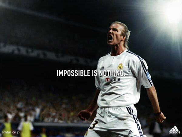 Campaña: Impossible Is Nothing (2004)