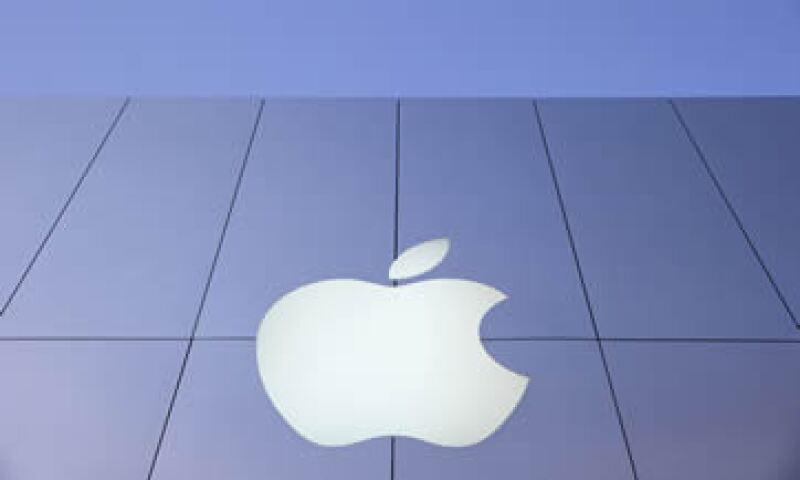 Apple presentó su patente bajo el número 8 millones 600,120. (Foto: Reuters)