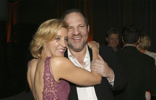 Felicity Huffman y Harvey Weisntein - Destacada