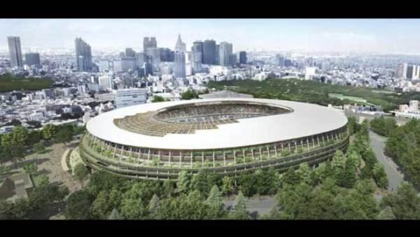 Estadio Nacional de Tokyo