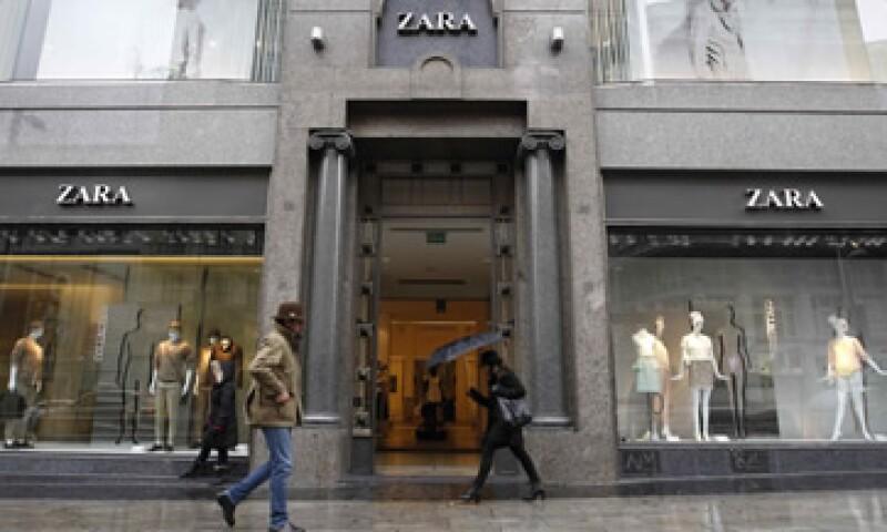 La española Inditex es dueña de marcas como Zara, Bershka, Pull & Bear, Massimo Dutti y Oysho. (Foto: Reuters)