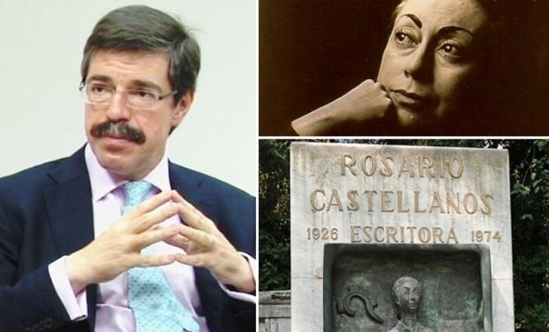 El hijo de Rosario Castellanos y el sobrino de Carlos Pellicer Cámara reaccionaron ante la noticia de la fiesta organizada por Claudia Cervantes en la tumba de sus familiares.
