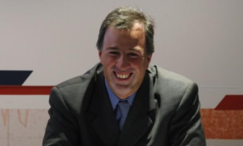José Antonio Meade, secretario de Hacienda, preside el Consejo. (Foto: Reuters)