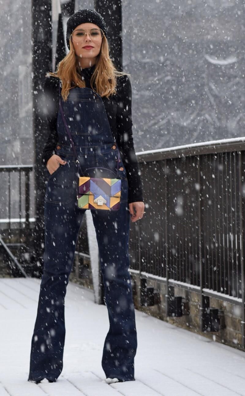 Nuestra blogger invitada nos cuenta todos los detalles sobre uno de los temas más comentados: el clima. ¿Cómo le hizo para sobrevivir con estilo los días más fríos en NYC?