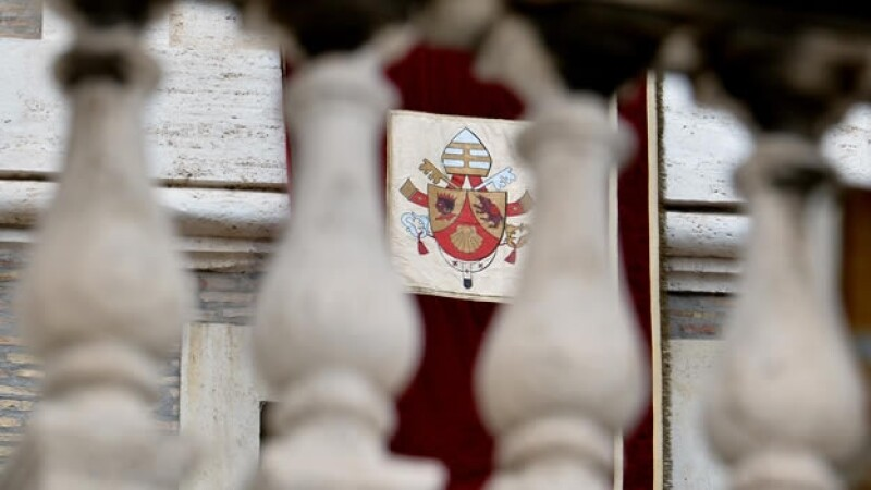 balcon del papa benedicto xvi