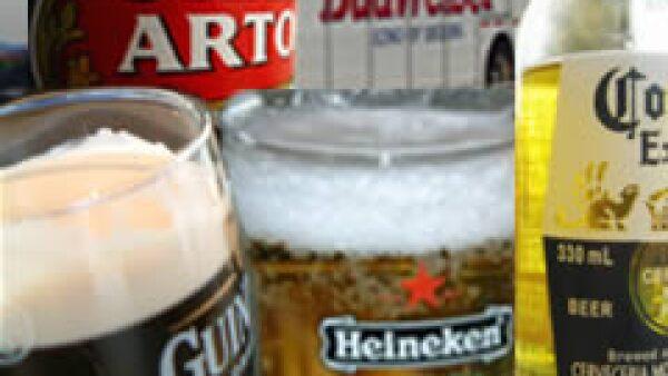 Las grandes cervezas son de empresas cuya experiencia es internacional. (Foto: Cortesías: SXC)