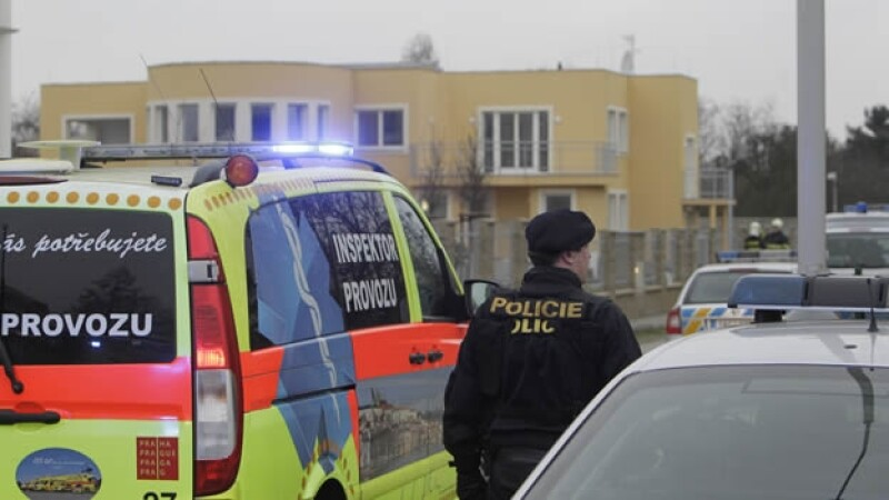 policia praga