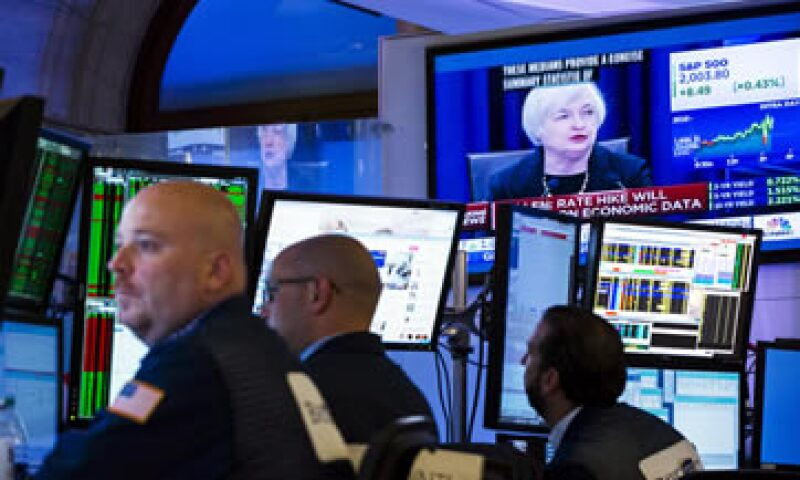 El Nasdaq Composite perdió 1.36% tras el anuncio de la Fed del jueves. (Foto: Reuters)