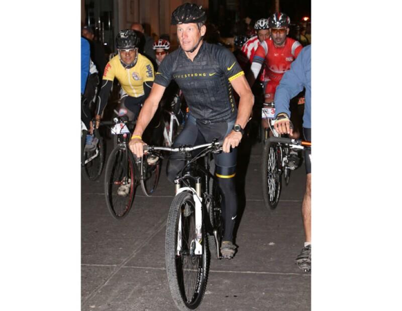 El ciclista ha cortado todo vínculo formal con su organización de lucha contra el cáncer a fin de no provocarle más daños a su imagen luego de las sanciones que le fueron impuestas por dopaje.