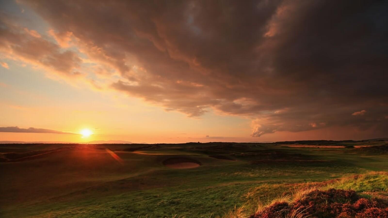 campo de golf prestwick escocia