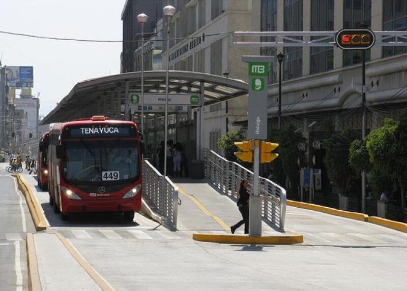 Metrobus Tenayuca