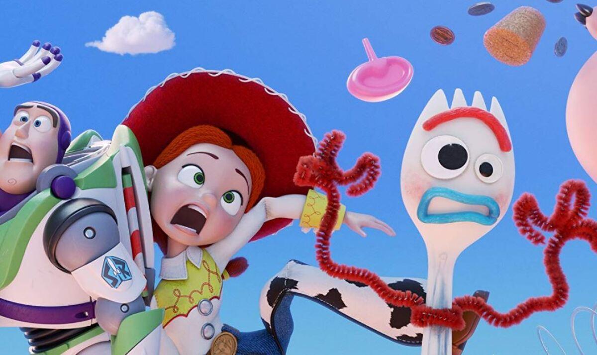 Forky  el nuevo personaje de  Toy Story 4  ac58f90a61b