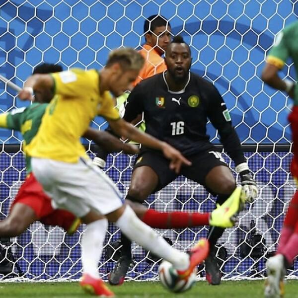 Camerún vs Brasil