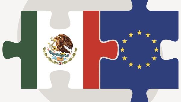 La cooperación entre México y la Unión Europea