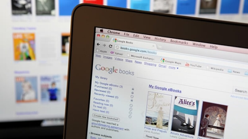 Google presenta Google Books