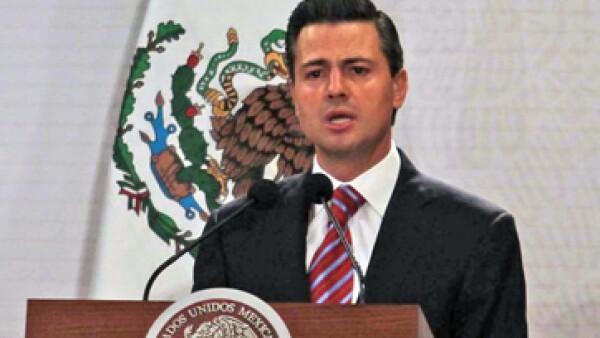 El Gobierno del Estado de México realizó la solicitud al Gobierno de Enrique Peña Nieto. (Foto: Notimex)
