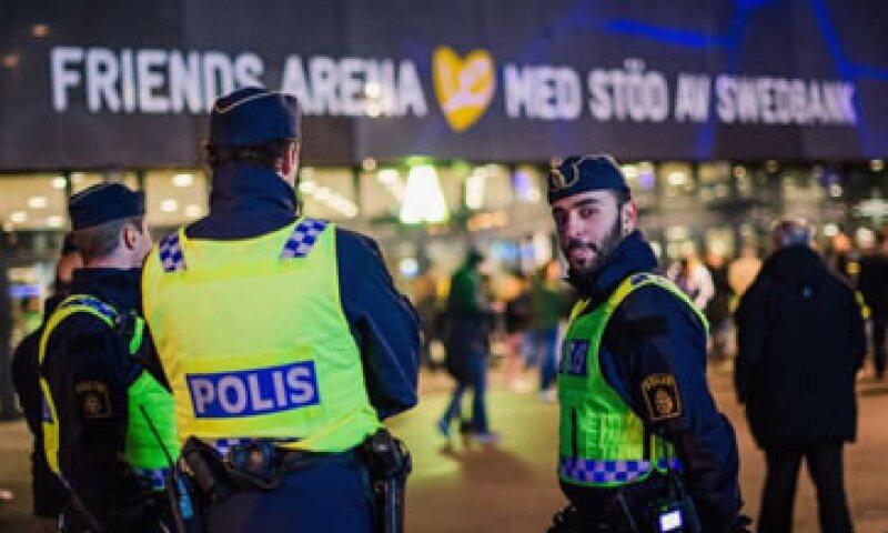 Las autoridades suecas están alerta tras los ataques mortales del pasado viernes 13 de noviembre en París. (Foto: Getty Images )