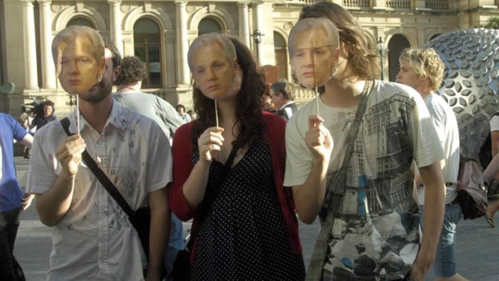 Assange - Apoyo Australia