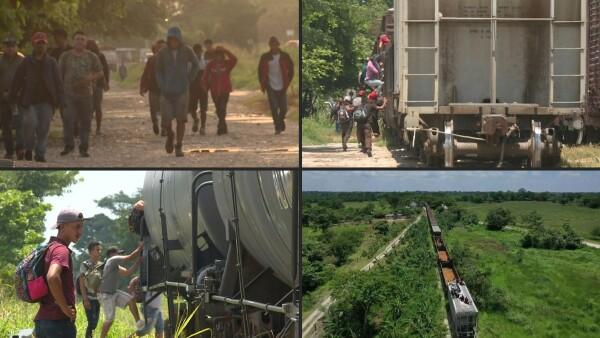 El riesgo aumenta para los migrantes en su camino hacia EU