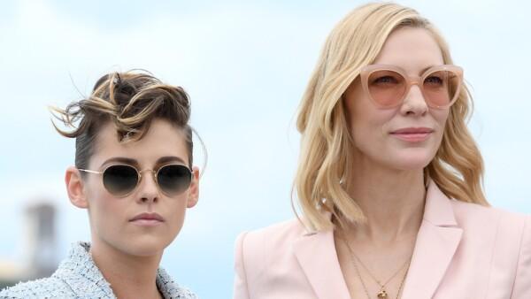 Kristen Stewart y Cate Blanchett