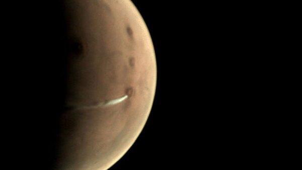 Arsia Mons, Marte