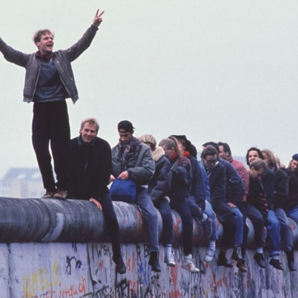 Muro de Berlín 25 años 6