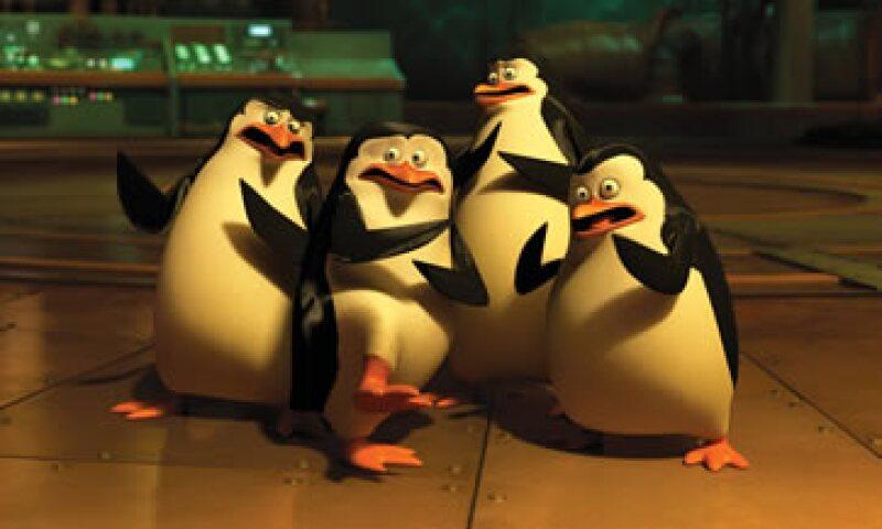 DreamWorks enfrenta una creciente competencia por el público familiar. (Foto: AFP )