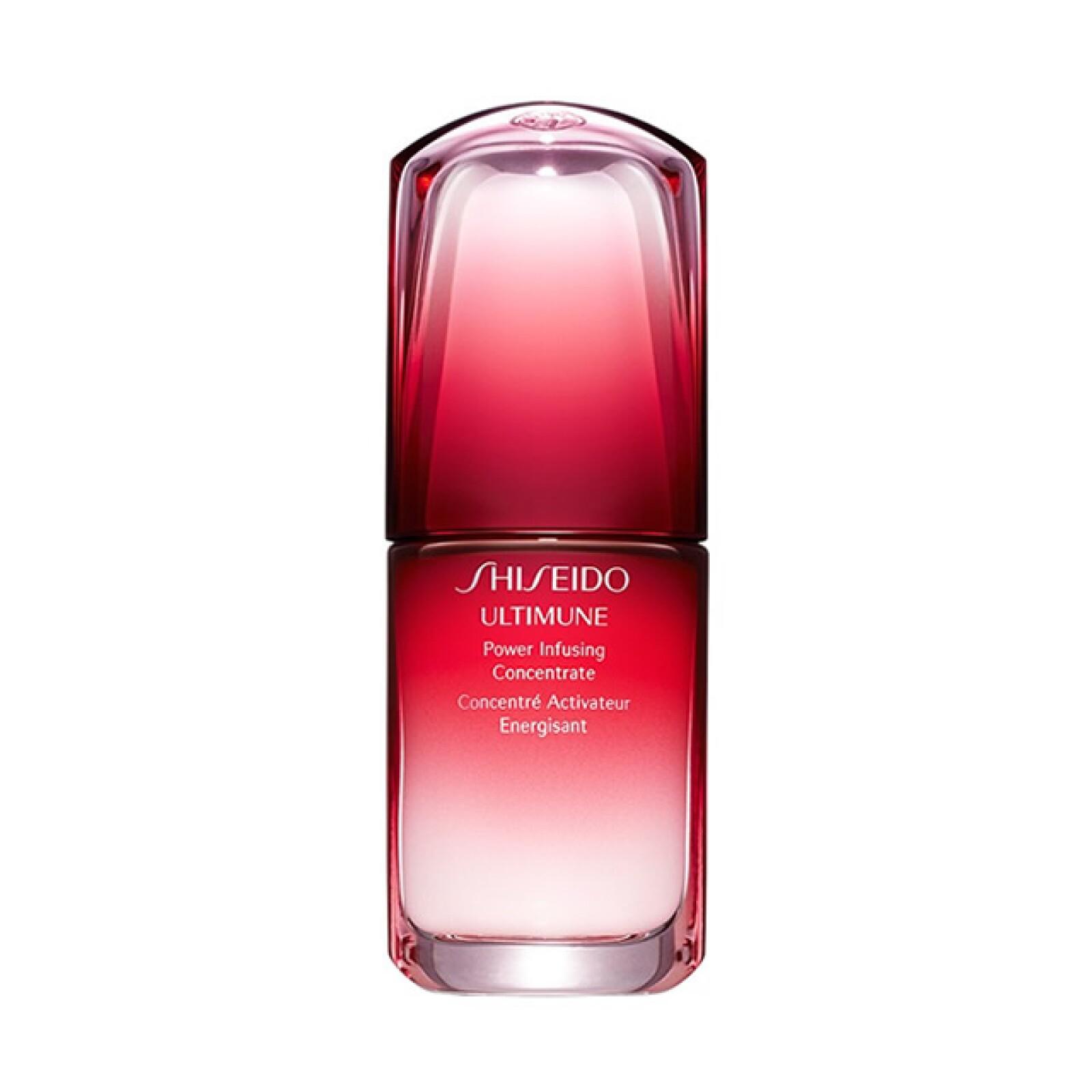 Shiseido: Ultimune Power Infusing Concentrate. El Palacio de Hierro Perisur. 1,900 pesos.