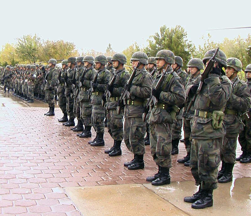 Resultado de imagen de organización militar.