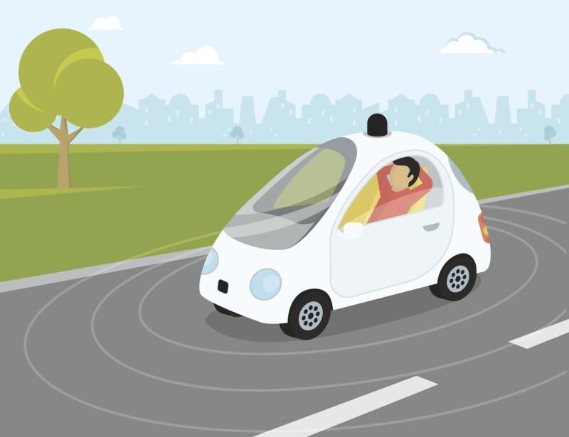 La carrera por los coches autónomos
