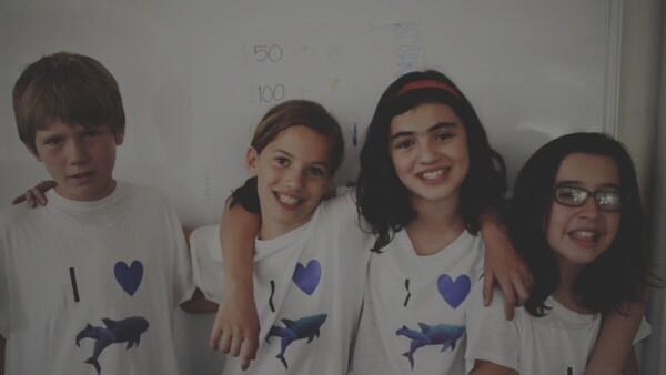 El proyecto '¡Salvemos a la vaquita marina!' fue iniciado por niños de primaria que utilizaron Fondeadora.