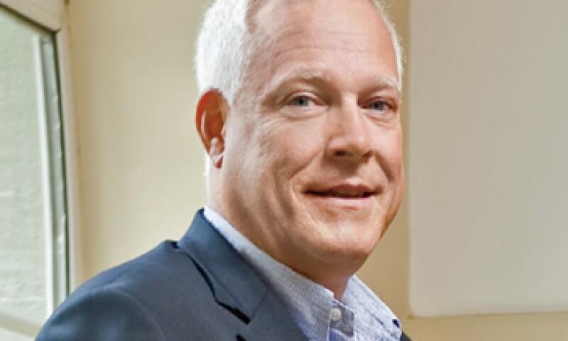 Klaus-Dieter Ruske, líder global de Transporte y Logística de PricewaterhouseCoopers. (Foto: Alex HO)