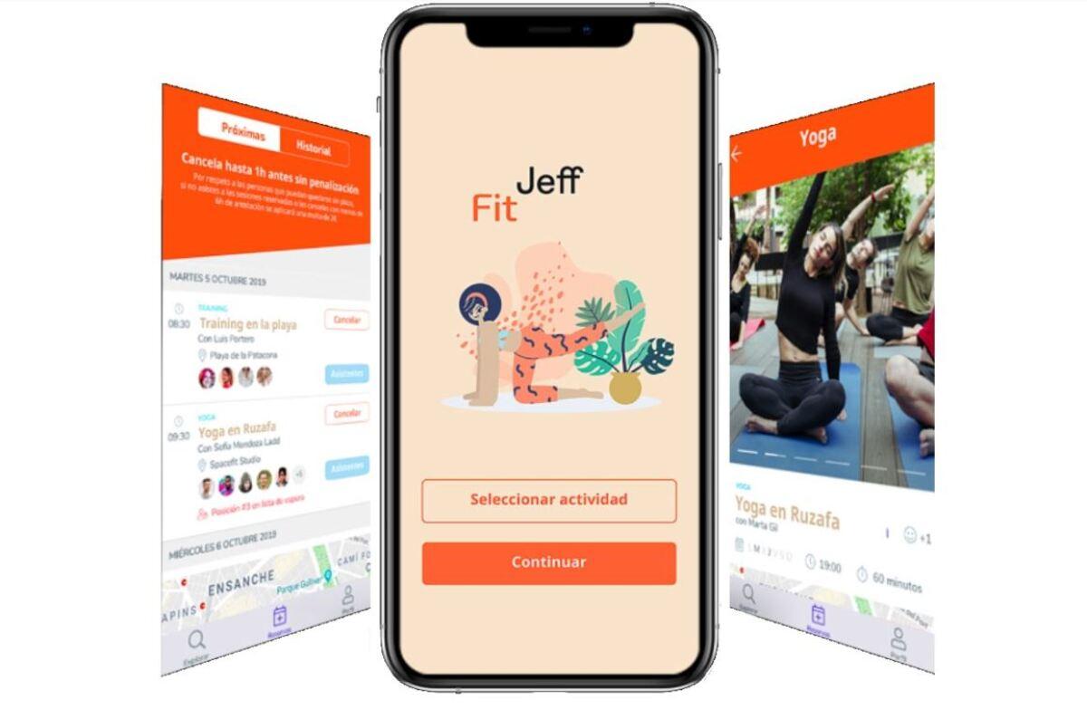 Salones de belleza y fitness, las nuevas apuestas de la app Mr Jeff