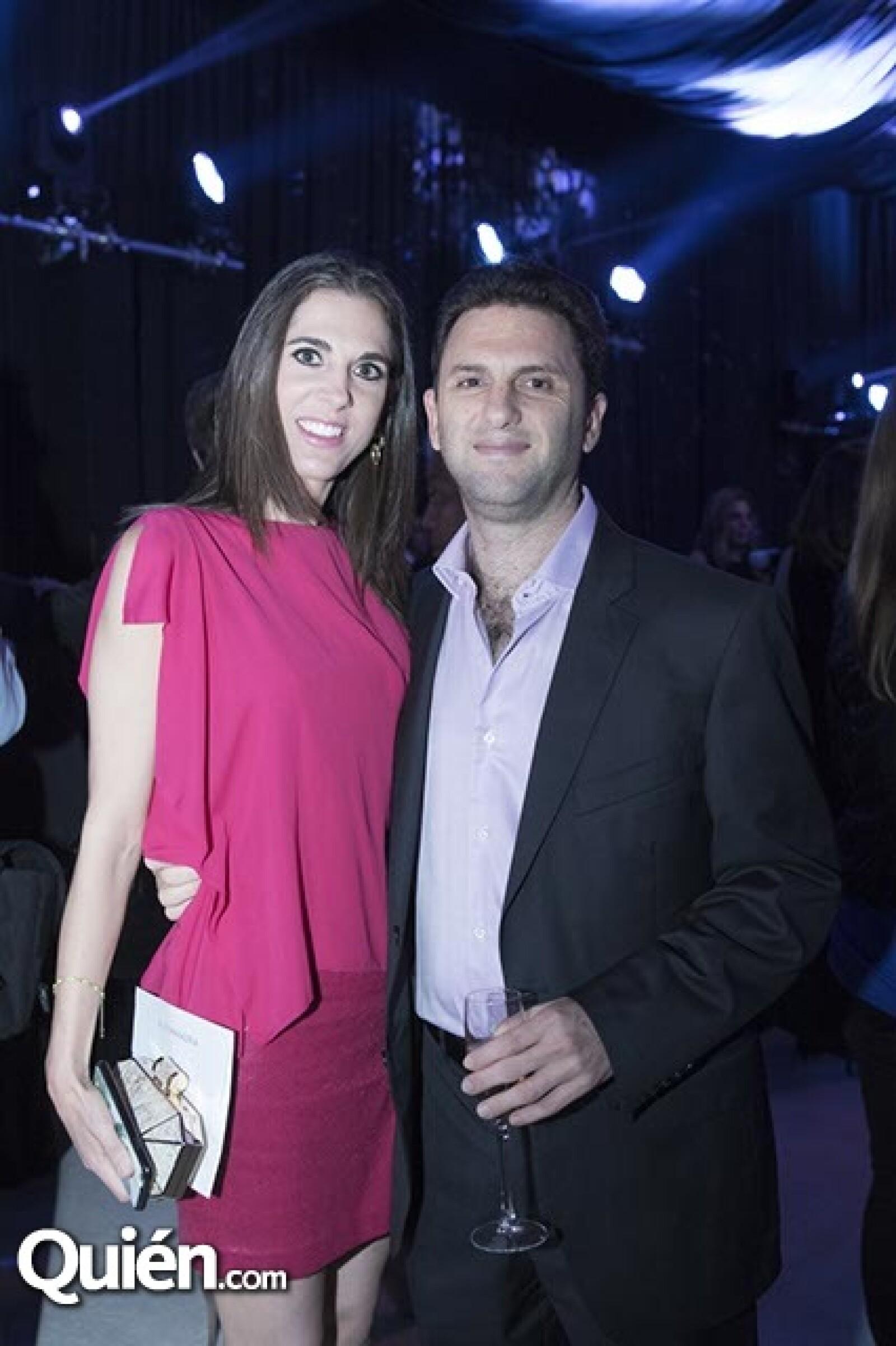 Debora y Daniel Cohen