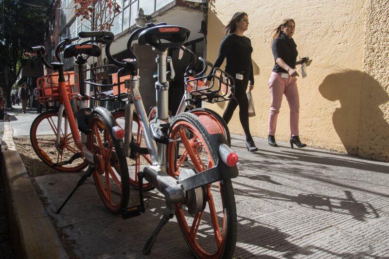 Bicicletas - CDMX - Movilidad