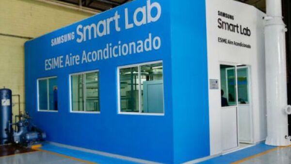 Smart Lab de aire acondicionado de Samsung