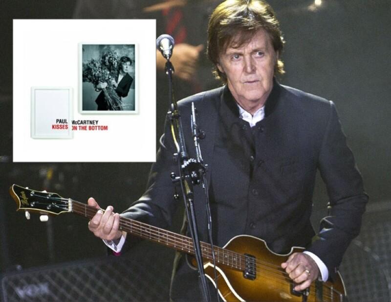 McCartney lanzará a la venta en febrero su nueva producción discográfica.