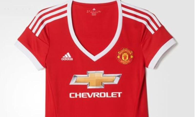 Adidas dijo que el diseño femenino fue producto de las ideas de aficionadas del United. (Foto: Tomada de adidas.co.uk )