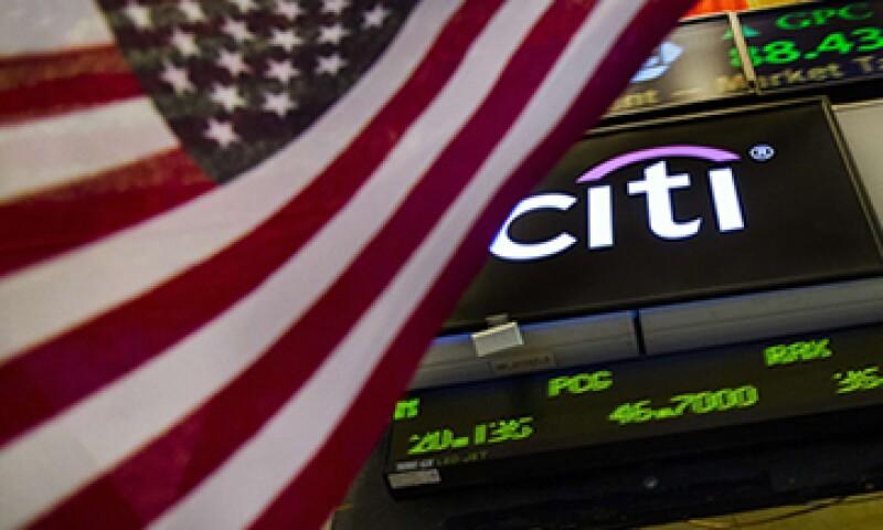 Citi reportó una caída de 96% en sus ganancias trimestrales. (Foto: Reuters)