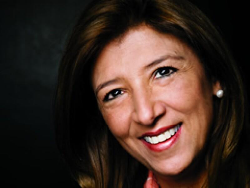 La Presidenta y Directora General de GMAC mexicana. (Foto: Expansión)