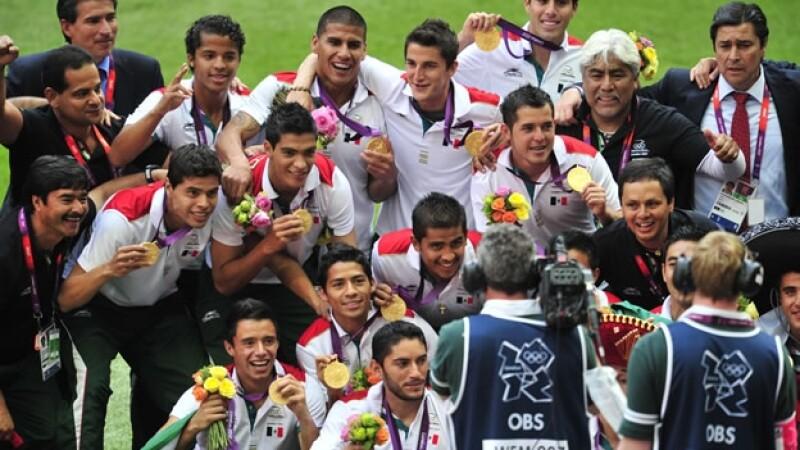 Mexico medalla oro olimpicos