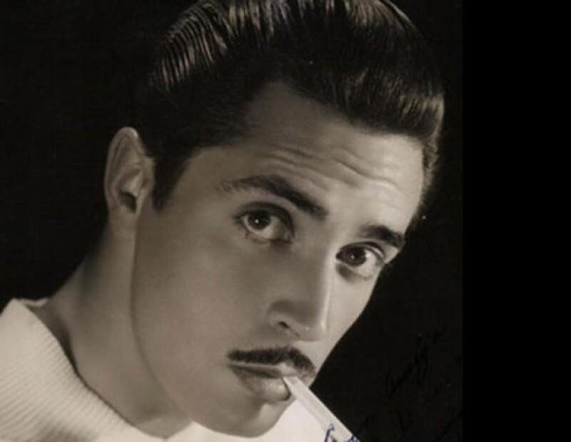Desde sus inicios, el actor fue un galán de telenovelas.