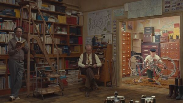 the french dispatch wes anderson