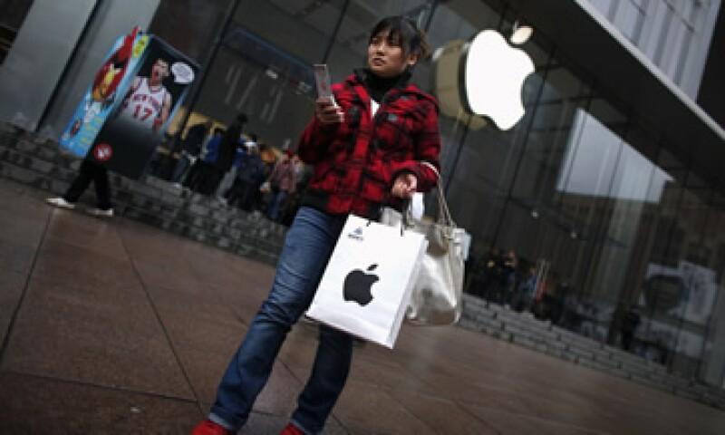 Apple vales más que los PIB de Polonia, Bélgica, Suecia, Arabia Saudí o Taiwán.  (Foto: Reuters)