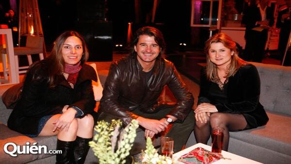 Darina Burillo,Bernardo Aja,Natalia Dávila Botero